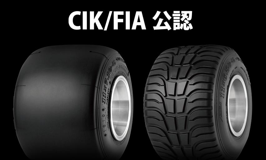 CIK/FIA公認