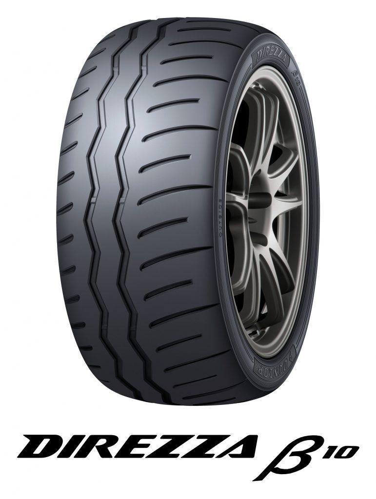 ジムカーナ用タイヤ DIREZZA β10