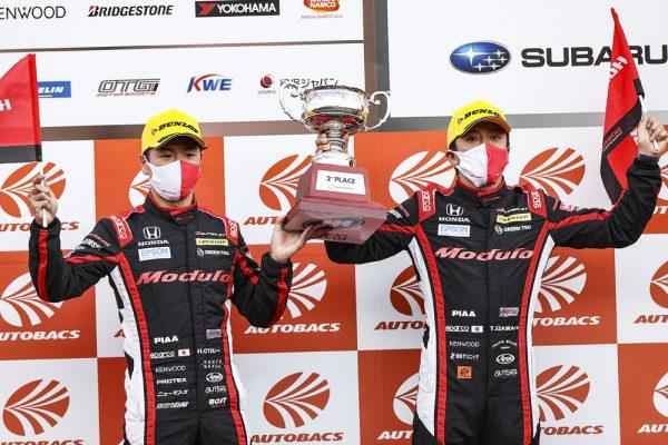ダンロップモータースポーツ SUPER-GT第7戦
