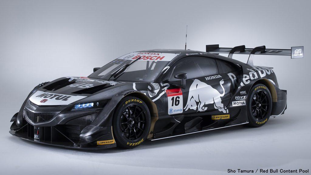 TEAM Red Bull MUGEN/Honda NSX-GT